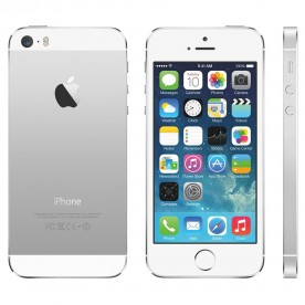 Apple iPhone 5s 64GB Silver (RFB)