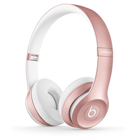 Наушники Beats Solo 2 Rose Gold