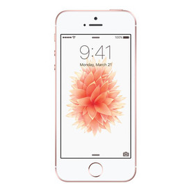 фото Apple iPhone SE 16GB Rose Gold (RFB)