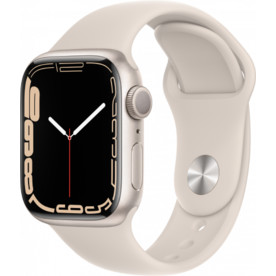 Apple Watch Series 4 44mm Gold Aluminium Case With Pink Sand Sport Band