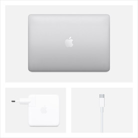 MacBook Pro 13″ 2020 512Gb Silver (MXK72)